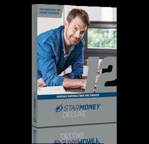 StarMoney 12 Deluxe Produktverpackung