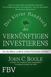 """Buchcover von Bogle´s """"Vernünftigen Investierens"""""""